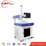 macchina materiale della marcatura del laser del CO2 di Pacakge del panno 20W dell'alimento di legno ad alta velocità dei componenti elettronici