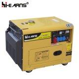 5kw diesel portable Groupe électrogène de puissance du moteur