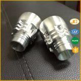 Fabricant OEM de haute qualité en aluminium de haute précision Tournage CNC Milling Usinage de pièces