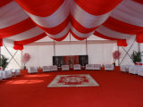 De openlucht Op zwaar werk berekende Tent van de Markttent van de Gebeurtenis van het Huwelijk Duidelijke met Goedkope Prijzen