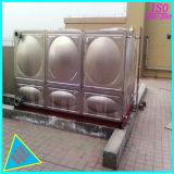 Edelstahl-Wasser-Reinigungsapparat-Sammelbehälter