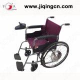 Elektrischer Rollstuhl des hohe Drehkraft-drehenradius-78cm mit Cer