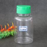Heiße Verkauf Leicht schlagen-Oberseite Schutzkappen-Haustier-Flasche für das Gesundheitspflege-Medizin-Kunststoffgehäuse