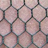 Rete metallica esagonale animale galvanizzata Caldo-Tuffata della rete metallica del pollo