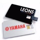 Bâton fait sur commande de mémoire Flash en métal de la forme USB de carte du logo 2GB 4GB