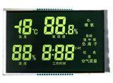기계 세그먼트 LCD 디스플레이를 세는 주문 돈