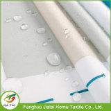 Tenda di acquazzone libera su ordinazione contemporanea lunga del poliestere per la casa