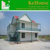 Niedrige Kosten-vorfabrizierte Haus-Preise für Verkauf des hellen Stahlfertiglandhaus-Preises