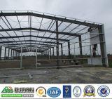 Longue durée de vie de haute qualité Structure en acier de construction préfabriqués en usine