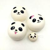 Kawaii verlangsamen weich sahnige chinesische Panda-Brötchen steigendes Squishy Spielzeug