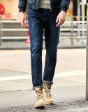 Кальсоны джинсыов джинсовой ткани для людей на причинном