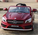 Le benz Cla45 de Mercedes autorisé badine la conduite électrique sur le jouet de véhicule