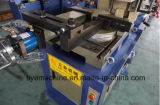 Yj-355y hand die de Halfautomatische Hydraulische Snijder van de Pijp van het Staal in werking stellen