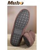 دافئ شتاء فروة غنم وقت فراغ مقسين أحذية لأنّ رجال ونساء