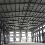 Acier de construction en acier acier de l'entrepôt d'atelier avec la norme ISO9001 / SGS