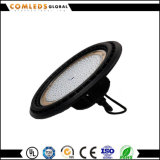 Luz del UFO Highbay 50With100W LED Highbay de la viruta de Epistar 3030