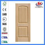 Diseños de madera modificados para requisitos particulares de la piel de la puerta de la chapa de la ceniza (JHK-S04)
