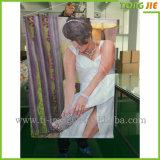 Tissu arrêtant de mini défilements de mur pour Gifting