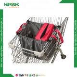 складной мешок Tote покупкы магазинной тележкаи 210d