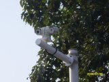 500meters夜間視界のSurvellianceレーザーのカメラ