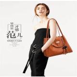 Una borsa femminile delle 2018 delle nuove dell'unità di elaborazione donne di cuoio dello stilista signore del Tote