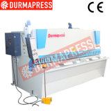 Schier hydraulische Stahlplatte QC12y-16X3200 CNC-MetallCuting Maschine