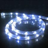 Resistente al agua de la luz de cuerda flexible de LED para interiores, iluminación de exterior