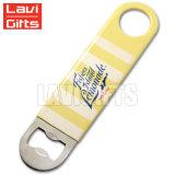 Comercio al por mayor de metal personalizados baratos mosquetón Abrebotellas