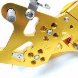 Farhd003-B de Delen van de Motorfiets door:sturen Controles Regelbare Rearsets voor CBR600RR 2007-2012