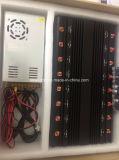 De regelbare 16 GSM 3G 4glte WiFi UHFVHF van Antennes Krachtige GPS Lojack Stoorzender 315/433/868MHz van de Afstandsbediening