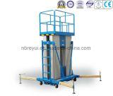 plate-forme multi d'opération d'haute altitude d'alliage d'aluminium de fléau de 12-22m