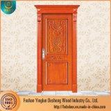 Los diseños de puerta de madera maciza Desheng en Sri Lanka
