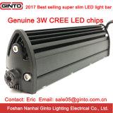 7.5 '' barra ligera del CREE venta caliente 18W delgado estupendo LED