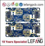 4G Commnication 기구를 위한 Electroncis 회로판 PCB