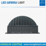 La finestra del LED illumina l'indicatore luminoso impermeabile esterno della finestra 8W