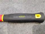 Облицовывать молоток с ручкой XL0070 3 цветов в ручных резцах, инструменты, молотки
