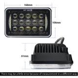 De goedkope PUNT LED&#160 van de Prijs IP68 4X6 5000lm 50W; Headlight Jeep