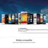 De Kabel van de bliksem, de Nylon Gevlechte Kabel van de Gegevens van de Bliksem van de Micro- USB Hoge snelheid van de Kabel