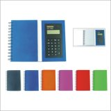 Best Selling Espiral barato papel Notebook personalizado Notebook escolar com a Calculadora