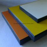 Remica brilhante resistente ao choque/Matte/HPL metálico de resina fenólica Laminado compacto Board