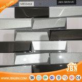 Telha de vidro do mosaico do pulverizador frio da reflexão de espelho para a parede (M855418)
