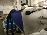 Máquina de la marca del laser del CO2 para el plástico, acrílico, material de cuero
