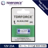 12V Low Self Dicharge Clouded Fatory High Voltage Alkaline Battery (23A-5PCS/pack)