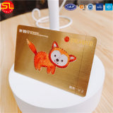 13.56MHz RFID Preprinted 로고 및 수를 가진 지능적인 근접 카드