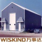 El bastidor de acero prefabricada estructura para la construcción de almacén taller