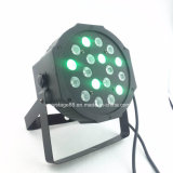 18X3 W luz de la etapa de LED RGB de alta potencia de luz PAR