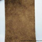Estofos de poliéster de têxteis para o lar Tecidos de malha de cortina de veludo