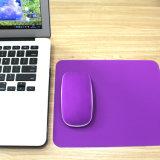 Pista de ratón de encargo del regalo de la promoción de la fuente de la fábrica/estera de goma antideslizante del ratón de Mousepad/del ordenador