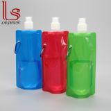 昇進BPAはカスタム屋外のFoldable折りたたみ飲み物の水差しを放す