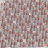 Mosaicos de mármore de cores misturadas para soalhos em mosaico